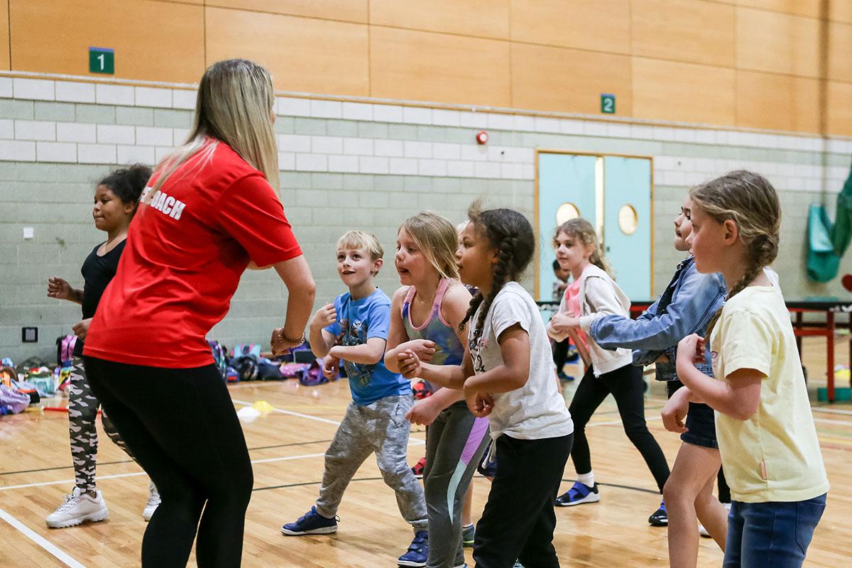 PlaySport Gallery | Coaching &. Childcare Berkshire