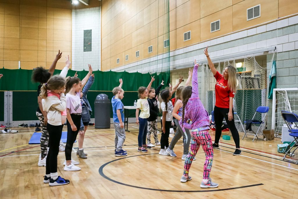 PlaySport After School Clubs Images | Childcare & Coaching Berkshire