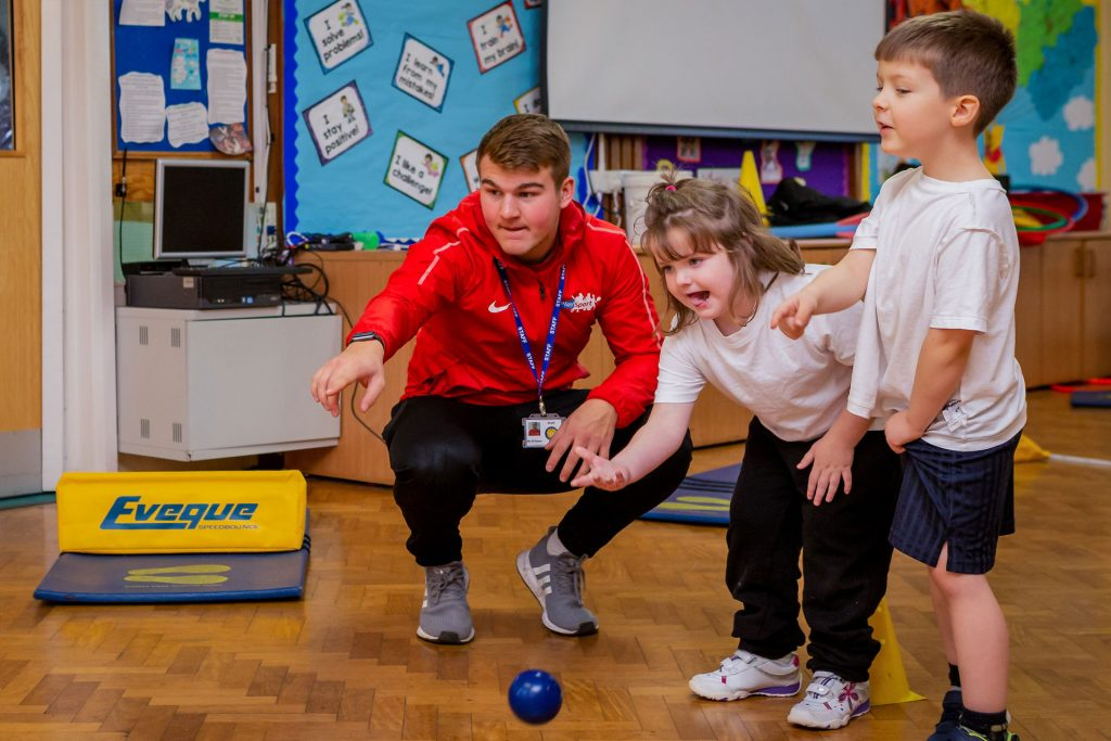 PlaySport About Us Images | Childcare & Coaching Berkshire