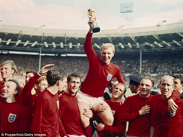 1966 Winning Team – Popperfoto Getty Images