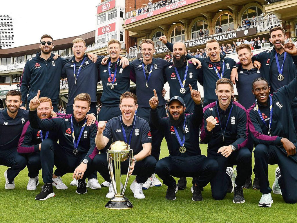 Cricket WC Squad – AFP Photo