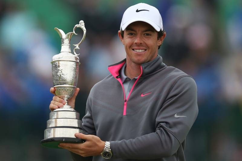 Rory McIlroy – Scott Heppell Associated Press