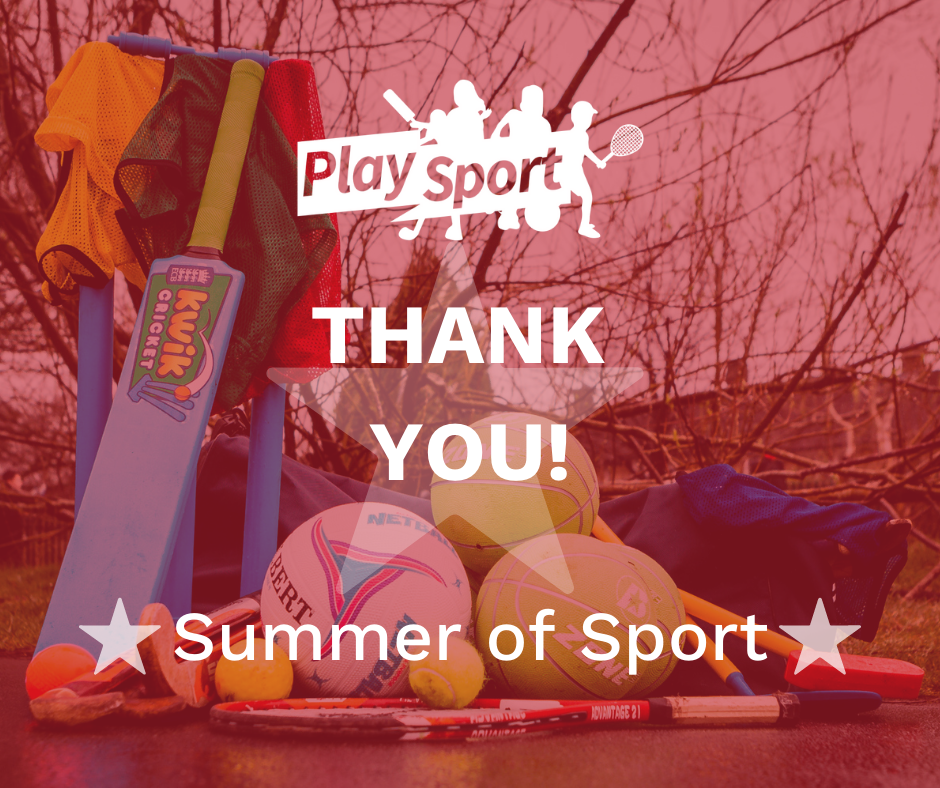 Summer of Sport – Thank You FB